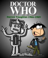 Doctor Who 1966-1969 by Moon-manUnit-42