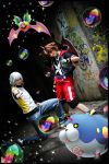 KH - Heroes of my Dreams by Evil-Uke-Sora