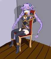 Purple Heart Bondage: The Reckoning by LightningRook106