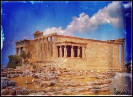 parthenon. by Sandrita-87