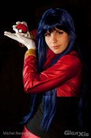 I choose you Abra by luna-ishtarcosplay