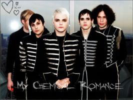 MCR wallpaper by Im-NotOkay