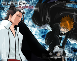 Bleach Rivals Wallpaper by RaigaSpiffy