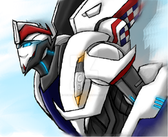 Smokescreen by Primeval-Wings