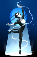 Magical Mister Mistoffelees by chibs-panda