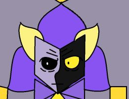 Dimentio is Not Pleased by KookyShyGirl88