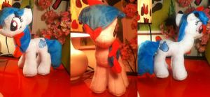 Hope Plush by Chibi-Katie