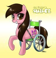 Jen Bricker's Smilez by johnjoseco