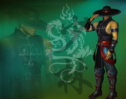 Kung Lao by Jill-Valentine666