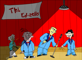 The Ed-Sells by JukeBoxEd
