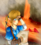 .: Deep in the Lava Pit :. by Vane--Chan