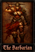 Barbarian III iPhone by Holyknight3000