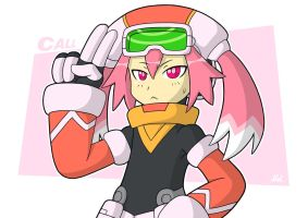 Mighty No. 9: Role Call by A-Lil-RnR