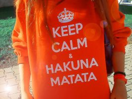 Keep Calm and Hakuna Matata by PrettyAnto