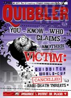 Quibbler : you-know-who claims another victim by WiwinJer