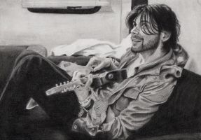Biffy Clyro- Simon Neil by Mika2882