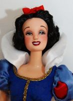 Walt Disney Snow White OOAK by lulemee