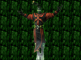 Ermac by In94Hours
