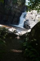 High Force, Teeside, County Durham by alanhay