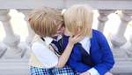 [APH] America nd' England - Playtime Kiss by KasumiVI