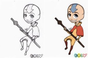 Aang by 3cHarAluVr3