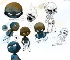 Tribute to Mutafukaz 01 by ntamak