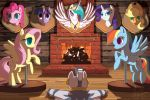 My Little Trophies by lizspit