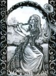 Spirits of Music: The Flute by Minimaid