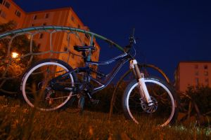 Impossible Bike by Carchariodon