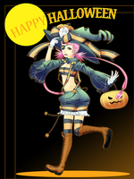 DW: Happy Halloween by Sims76