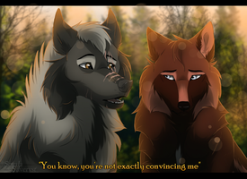 WoLF:. In the waters of a river- RP by Soyala-Silveryst