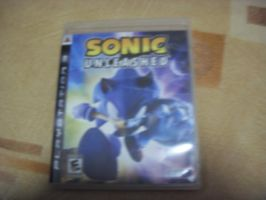 Sonic Unleashed by Gexon