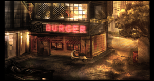 Burgers by Tiffany-Tees