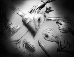 Abused Heart by robrt06