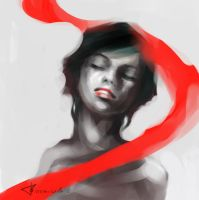 Red feelings by non-cubic