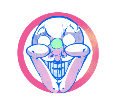 Fool's Mask Icon by nearshot