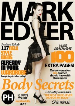 Mark Edver Magazine Cover - 10 by MarkEdverPH