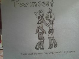 TWINCEST by KarenElricKagamine
