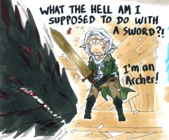 Well it is called Dragon Age by WhatItMeansToBeHuman