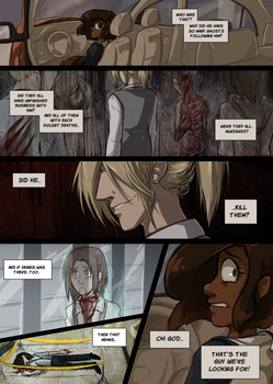 There Are No Wolves - Page 25 by hnkkorgris