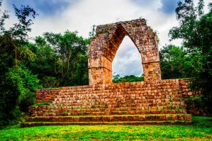 The Arch of Kabah by xX-Mr-No-Name-Xx