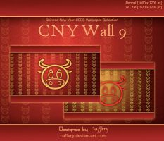 CNY Wall 9 by Caffery