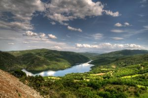 Only in Greece-Smokovo Lake by etsap