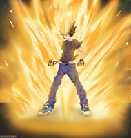 Tsuna Full Power!! by HikariNoGiri