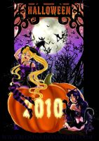 Happy Halloween 2010 by bloona
