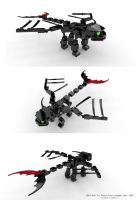 LEGO How to Train Your Dragon Set- WIP by Gashu-Monsata