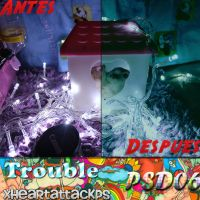 +Trouble PSD by xHeartAttackPS
