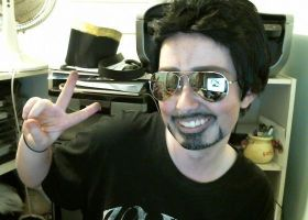 Tony Stark - Dem Shades by Altalia