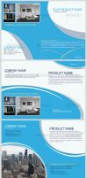 Product Show Brochure by idesignstudio