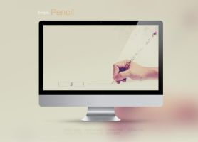 Simple 2: Pencil by abdelrahman